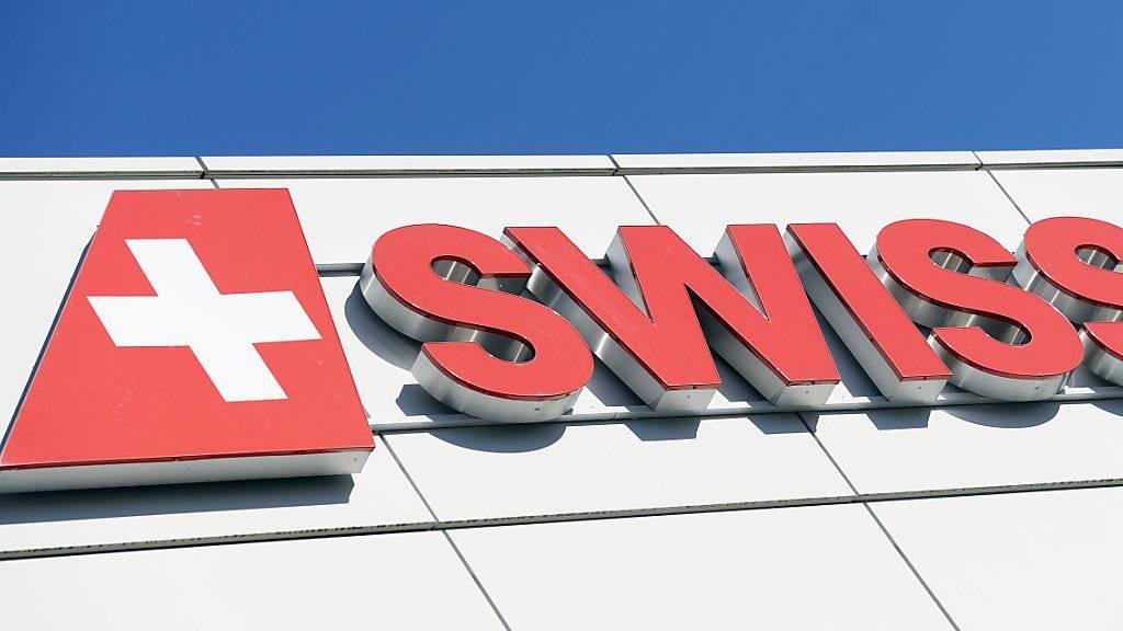 Die Fluggesellschaft Swiss hat das Betriebsergebnis deutlich gesteigert. (Archiv)