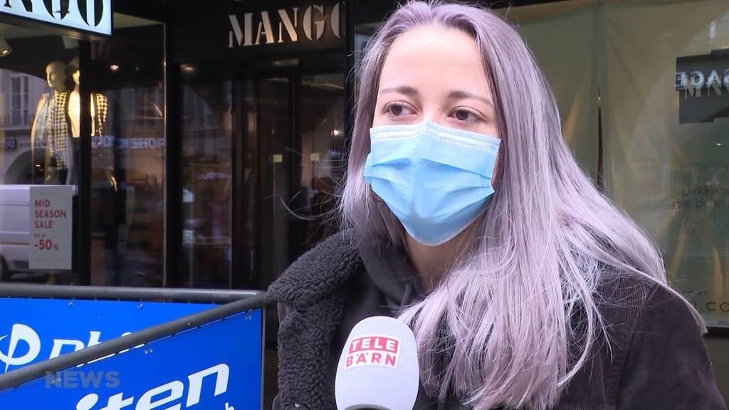 Neue Maskenpflicht kommt bei Bernerinnen und Bernern gut an