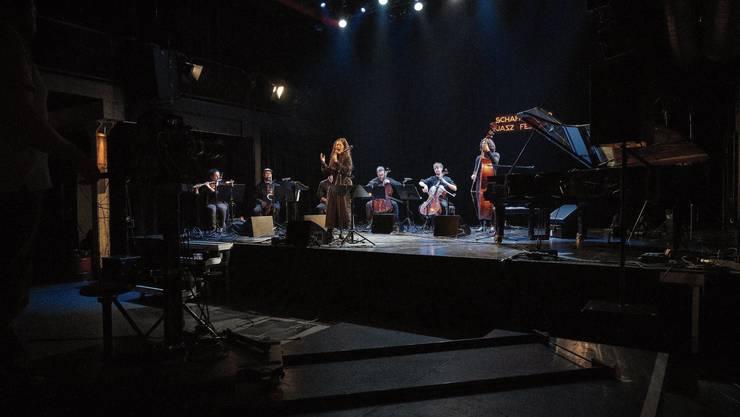 Ein Konzert nur vor der Kamera: Für die polnisch-japanisch-schweizerische Sängerin Yumi Ito trotzdem sehr emotional.