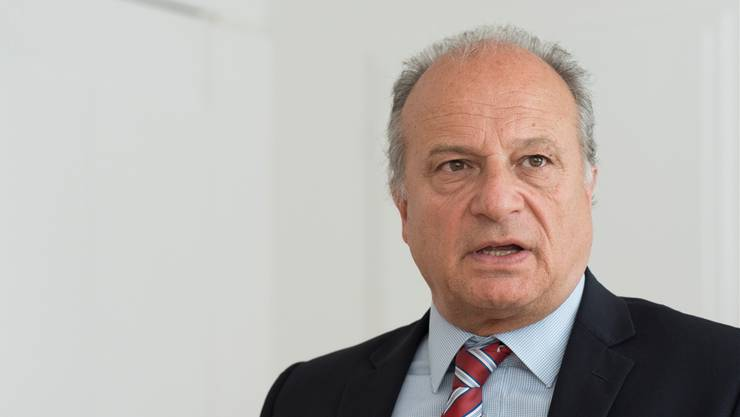 Stadtrat Filippo Leuteneggerasp