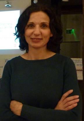 Gabriela Suter, Historikerin, erzählt Spannendes aus den Dreissigerjahren.
