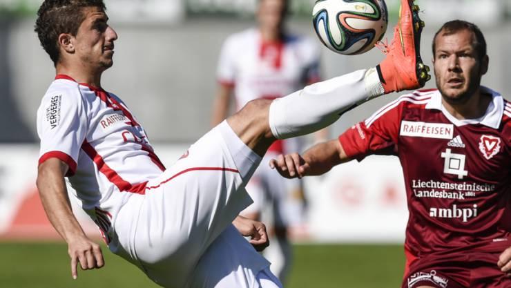 Dimitris Christofi (26) verlässt den FC Sion nach etwas mehr als zwei Jahren und kehrt zu Omonia Nikosia in seine Heimat Zypern zurück