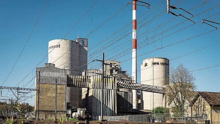 Bezieht einen Teil des Brennstoffs für die Zementherstellung von der Abresto AG: Die Jura-Cement-Fabriken AG.