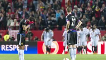 Die besten Bilder vom Rückspiel in Sevilla