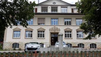 Das Verwaltungsgebäude in Lommiswil.