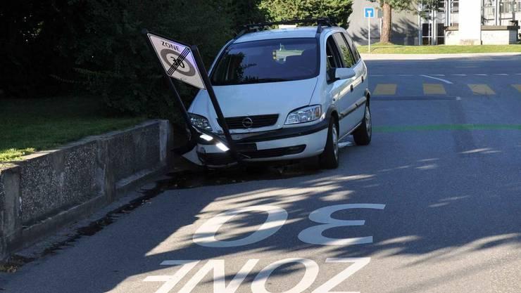 Zum Unfall kommt es auf der Grenchenstrasse in Solothurn.