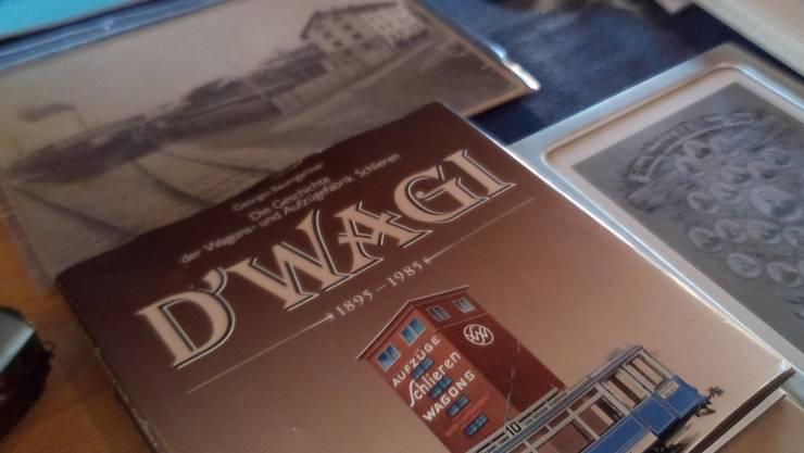Hilfsbedürftige wenden sich an support@wagimuseum.ch.