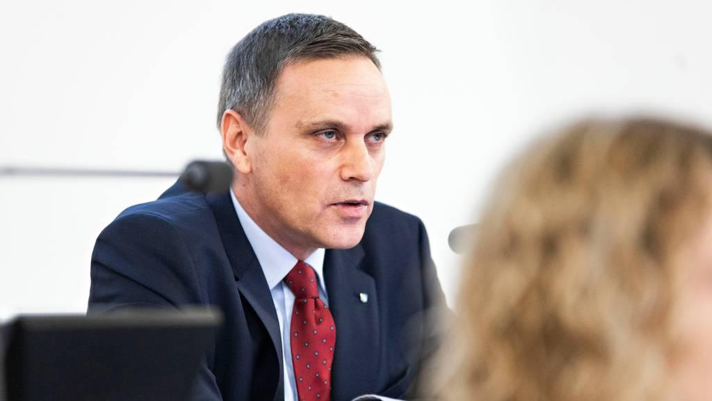 Gallati ist bereit, «Turbo»-Kantonen mit Aargauer Impfdosen auszuhelfen