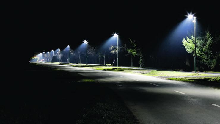 Der Grosse Rat hat ein Postulat der GLP zur Strassenbeleuchtung an die Regierung überwiesen.