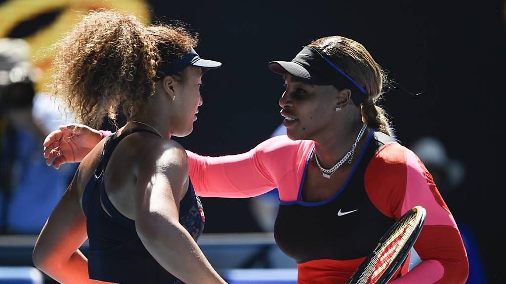 Serena Williams' Traum muss weiter warten