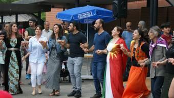 Am Samstag fand in Untersiggenthal das Fest der Kulturen statt.