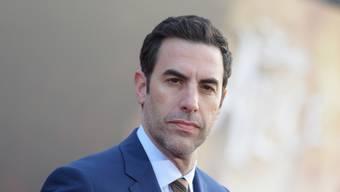 """Sacha Baron Cohen hat wieder eine eigene Fernsehserie. Er startet am 15. Juli 2018 in der neuen Showtime-Serie """"Who Is America?"""". (Archiv)"""