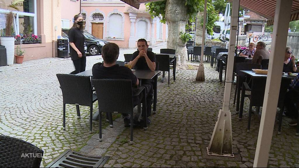 Restaurants in Deutschland freuen sich über Gäste aus der Schweiz