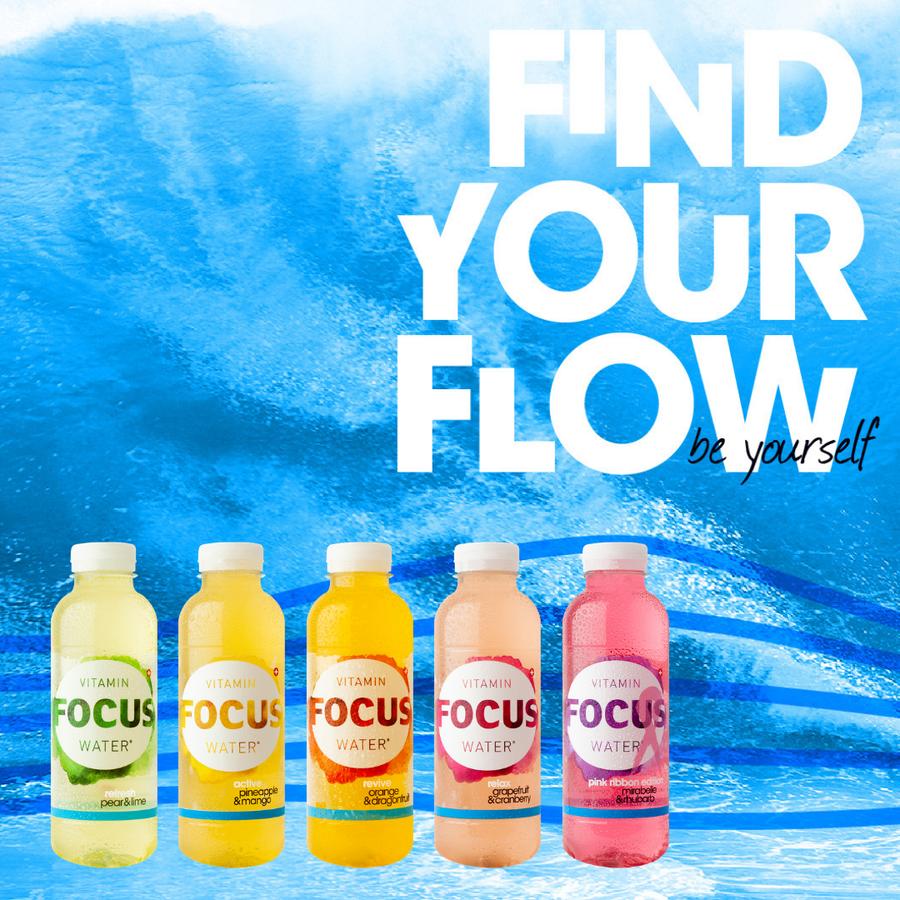 FindYourFlow focus water