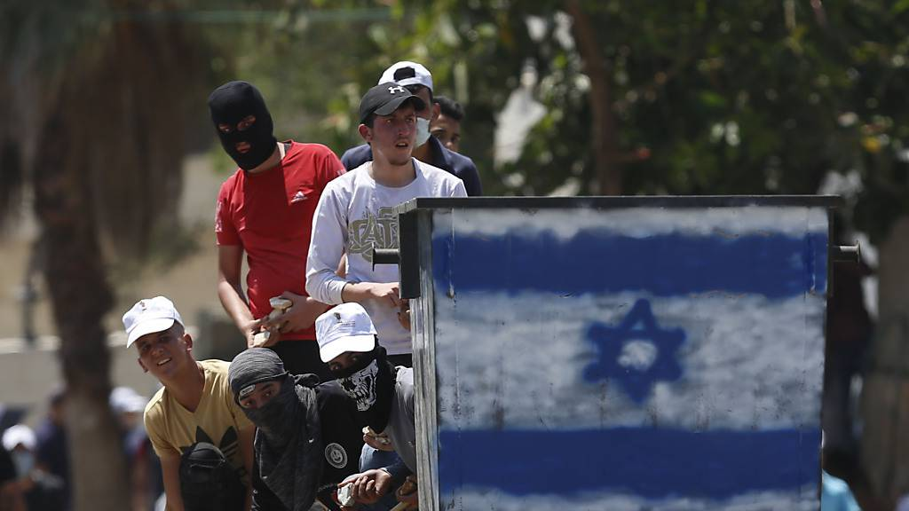 Aussenminister: Israels Annexionspläne verstossen gegen Völkerrecht