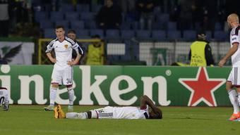 Ludogorez - Basel