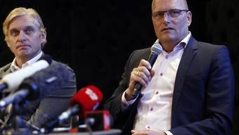 Zurück auf der grossen Radsport-Bühne: Bjarne Riis steigt beim World-Tour-Team NTT ein
