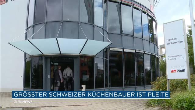 Grösster Schweizer Küchenbauer pleite