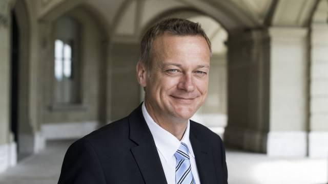 Zuversichtlich: BDP-Präsident Martin Landolt (Archiv)