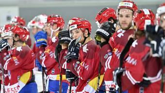 Der Qualitätsunterschied innerhalb der Swiss League ist riesig: Die Ticino Rockets haben nach 26 Partien 40 Punkte weniger als Leader EHC Kloten.