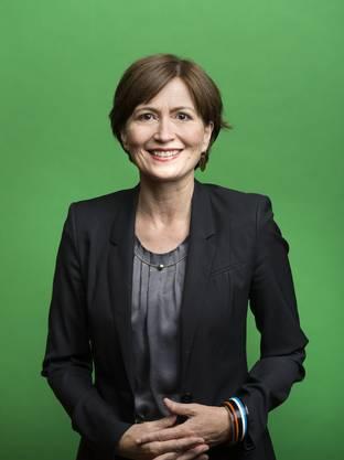 Regula Rytz, Grünen-Präsidentin.