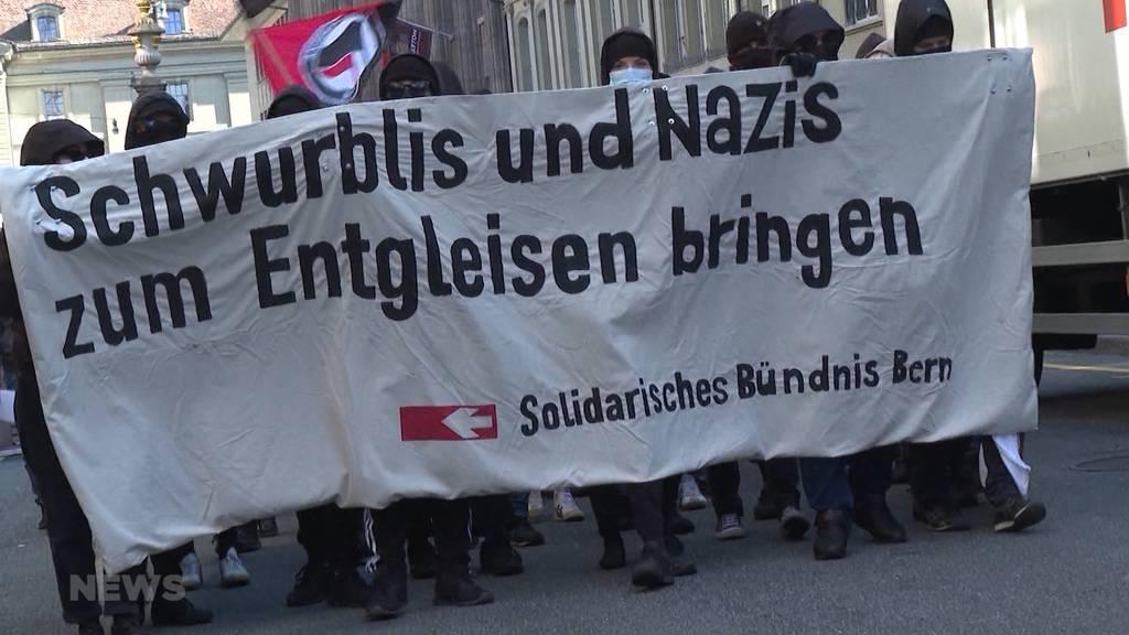 Gegenbewegung zu Massnahmen-Kritikern: Solidarisches Bündnis Bern will gerecht aus der Krise