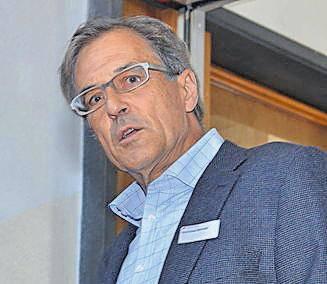 Hansruedi Bänziger, Gemeindepräsident von Walzenhausen, 60'000 Franken jährlich (bei 40 Prozent) (© TAGBLATT)