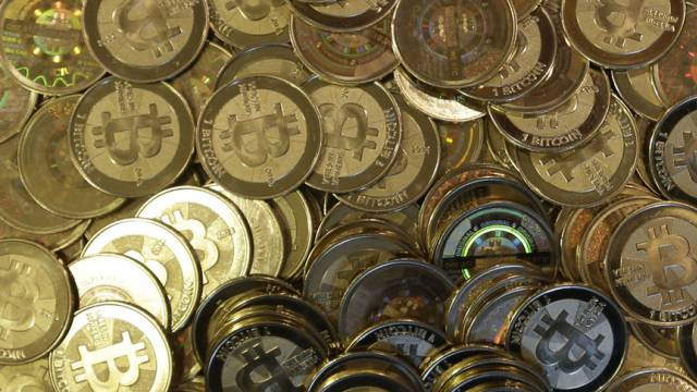 Bitcoin-Münzen (Symbolbild)