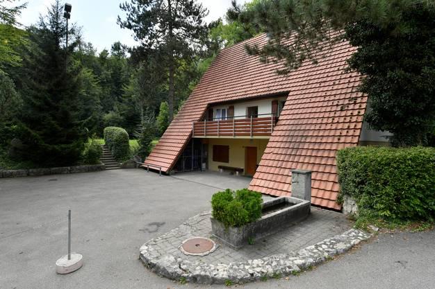 Pfadiheim Aarburg - mögliche Notwohnungen?