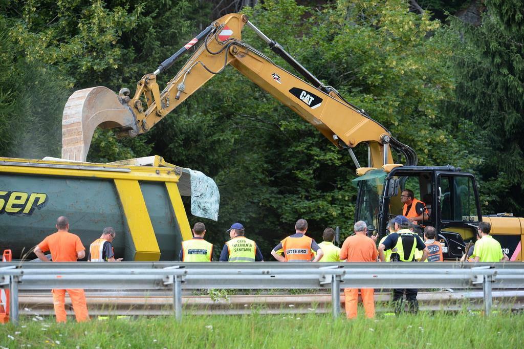 Tragödie am Gotthard