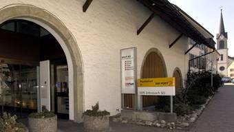 Erlinsbach wehrt sich vereint gegen die Schliessung der Poststelle