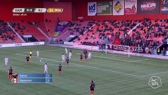 FCZ - FC Sion  / GC - FC Thun / Xamax - Rapperswil-Jona