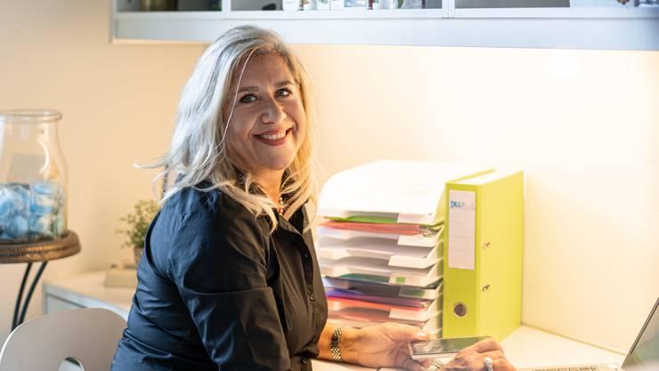 Andrea Neubauer hat während des Lockdowns eine neue Firma gegründet.