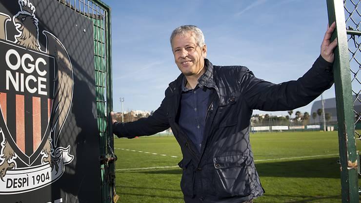 Trainer Lucien Favre soll nicht Dortmund-Trainer werden