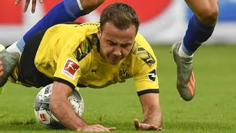 Spielt in den Planungen von Dortmund-Trainer Lucien Favre keine Rolle: WM-Held Mario Götze muss den BVB Ende Saison verlassen