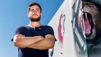 Auf die Fussballer warten 13 Spiele in 43 Tagen – Robin Grossmann hat sich einst mit Davos in 21 Spielen innert 47 Tagen zum Schweizer-Eishockey-Meister gekrönt.