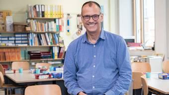 Markus Balsiger unterrichtet an der Primarschule Hirzbrunnen.