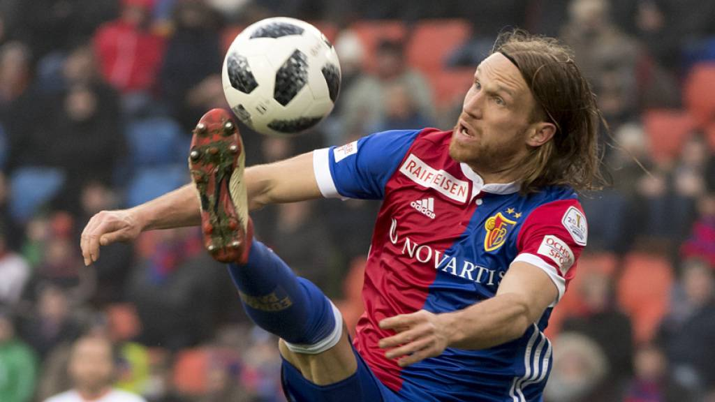 Rückkehr nach drei Jahren: Michael Lang verliess den FC Basel nach der Saison 2017/18 in Richtung Bundesliga