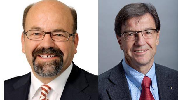 FDP Zug tritt wieder mit Duo Eder/Pezzatti an