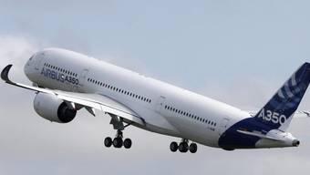 Der neue Airbus A350