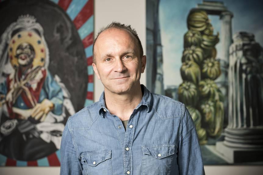 OASG-Direktor Christof Huber © TAGBLATT/Mareycke Frehner