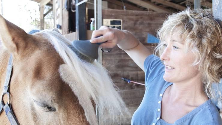 Regierungsrätin Susanne Hochuli: «Wer mit Tieren richtig umgeht, braucht vor dem Tieranwalt keine Angst zu haben.»