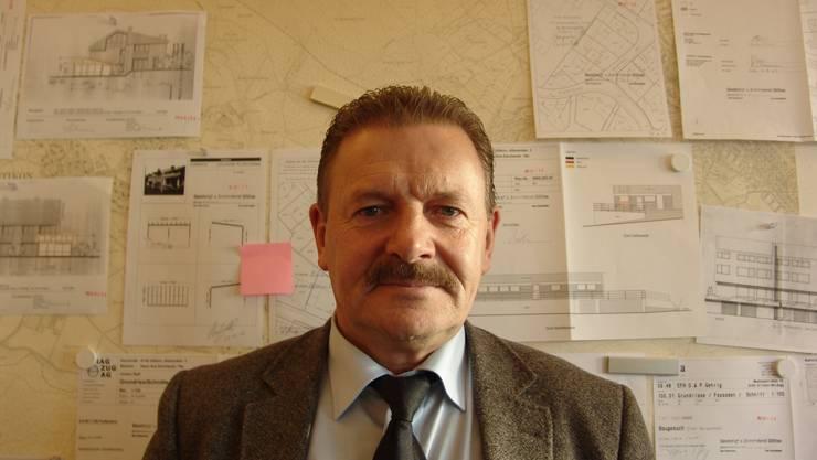 Victor Gähwiler, Uitikon
