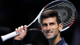 Novak Djokovic ist bei den US Open klarer Favorit auf den Titel.