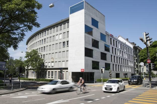 Das Radio-Studio an der Schwarztorstrasse in Bern soll nach Zürich verlegt werden.