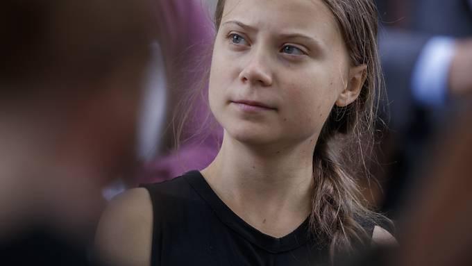 Die Umwelt-Aktivistin Greta Thunberg ist mit dem ehemaligen US-Präsidenten Barack Obama zusammengekommen.