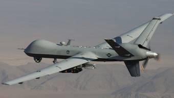 Unbemanntes Flugzeug im Grenzgebiet zwischen Pakistan und Afghanistan (Symbolbild)