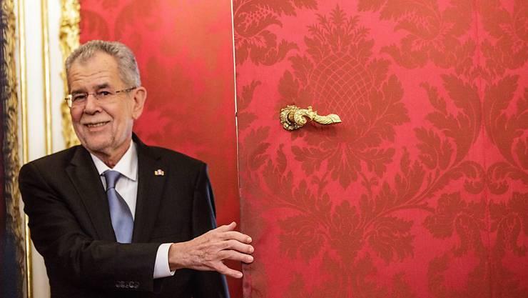 Schon wenige Wochen nach seiner Vereidigung besucht der neue österreichische Bundespräsident die Schweiz.