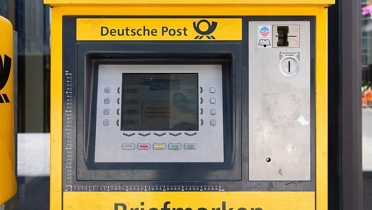 Es ging aufwärts: Die Deutsche Post hat im ersten Quartal mehr verdient (Archivbild).