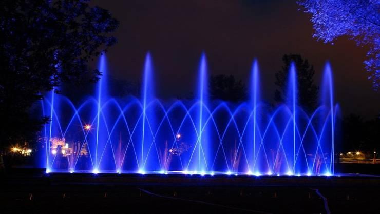 Wassersinfonie in Zurzach
